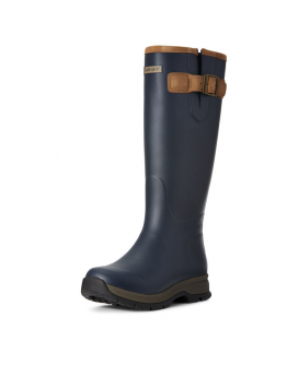 Ariat Burford Waterproof Rubber Boot (Marin)